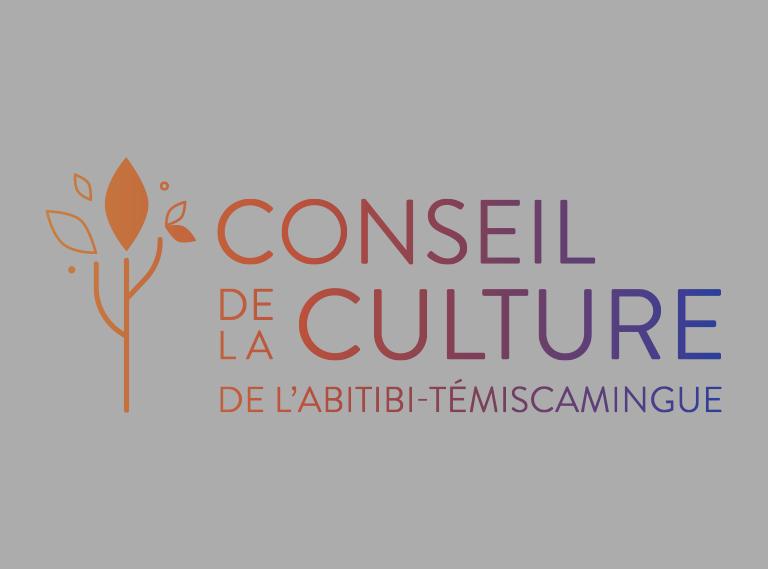 Logo Conseil de la culture de l'Abitibi-Témiscamingue